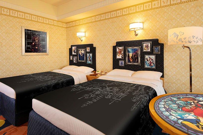 「キングダム ハーツ」の世界を感じられる #ディズニーアンバサダーホテル...のイメージ