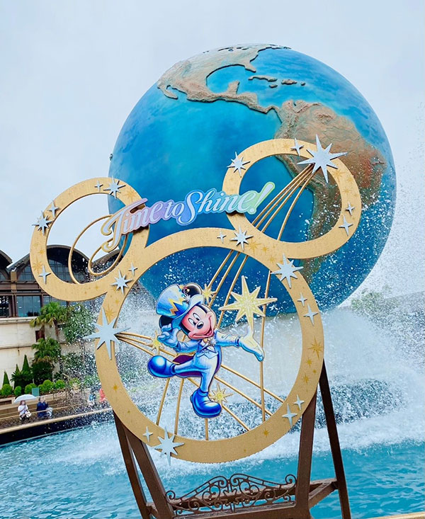 【幸せと笑顔をもたらす明るい光】 本日9月12日(日)21:54~放送の「夢の通り道」(日本テレビ)は、東京ディズニーシー 20周年~イタリア「イタリアの港町」~編です。...のイメージ