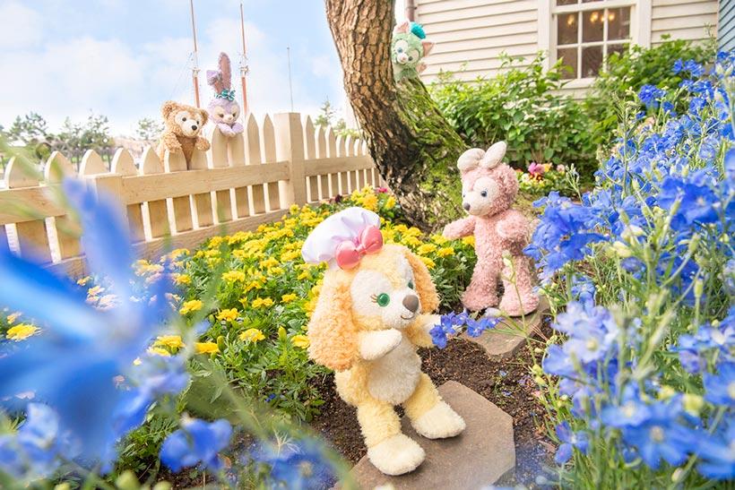 きれいなお花がたくさん咲いているよ!どんな香りがするのかな? https://t.co/pyYveE7swBのイメージ